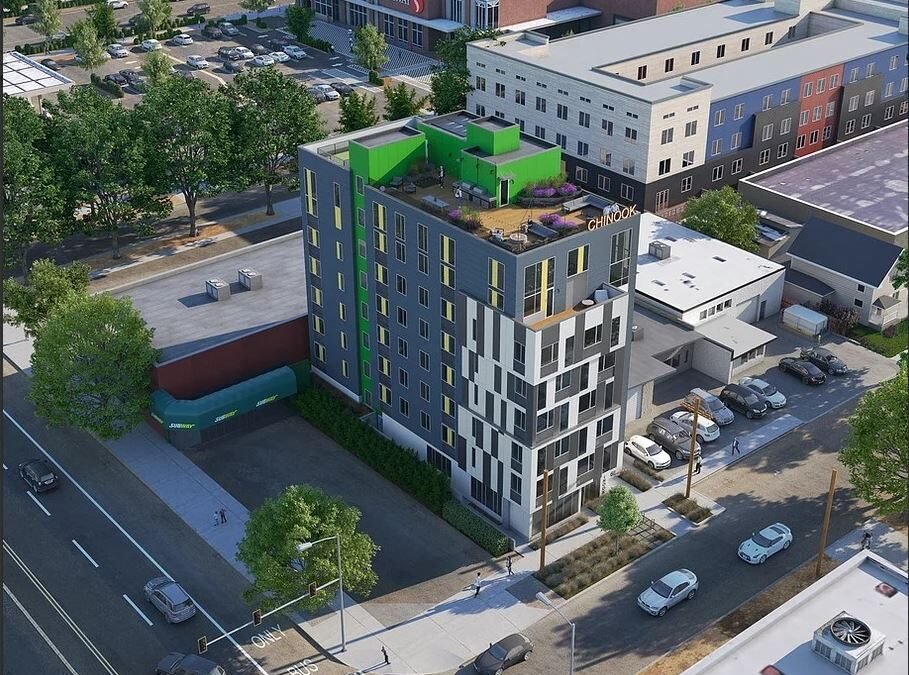 Chinook Apartments, Coming Soon!